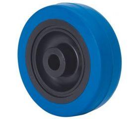 Aros de goma azul