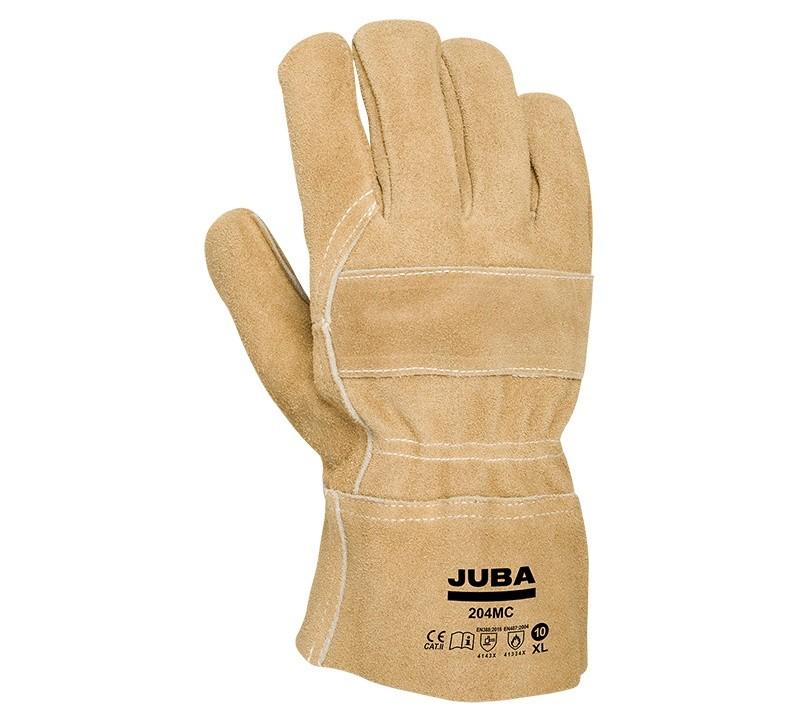 Guante Juba 204MC JUBA 10/XL Beige (10 pares)