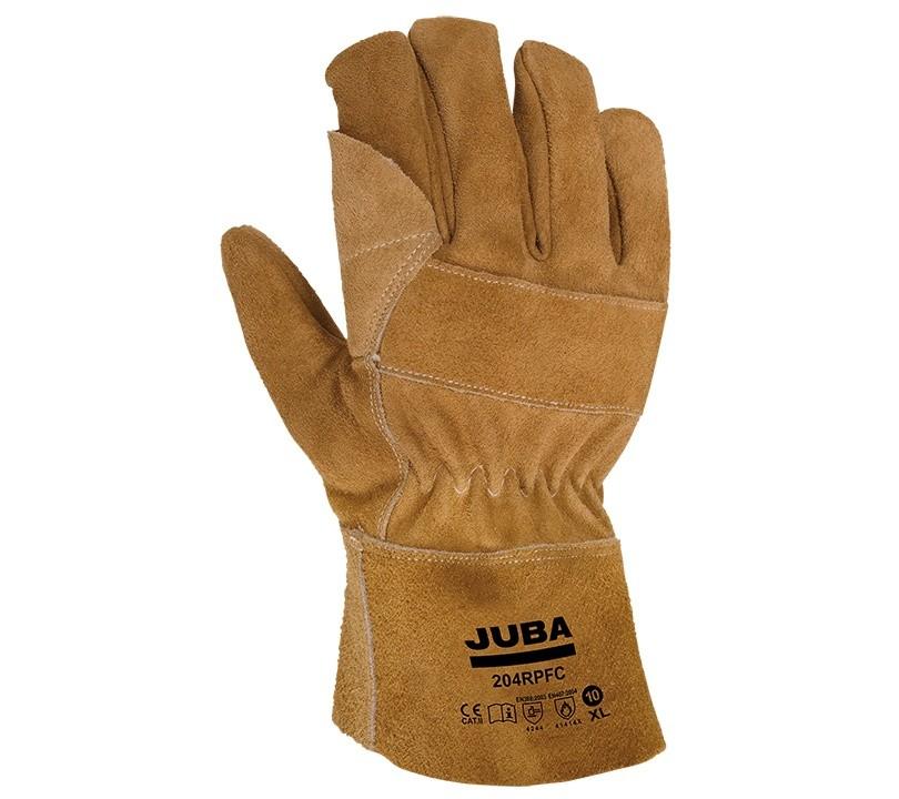 Guante Juba 204RPFC JUBA 10/XL Beige (5 pares)