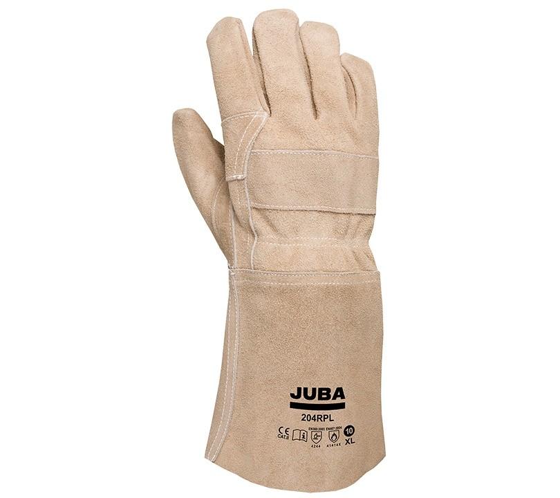 Guante Juba 204RPL JUBA 10/XL Beige (10 pares)