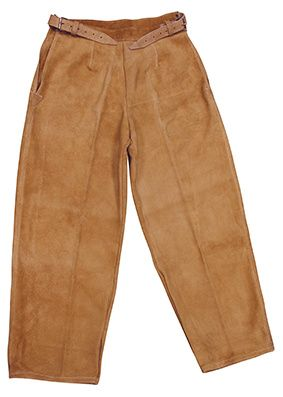 Pantalón 250P JUBA S  Beige (1 unid.)