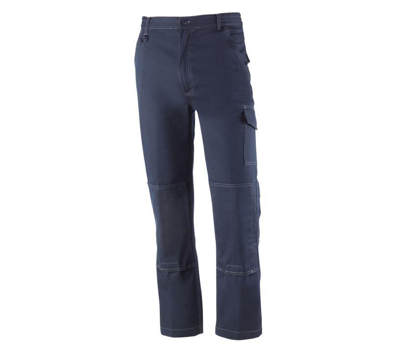 Pantalón 839BL BERGARA XS  Azul marino (1 unid.)