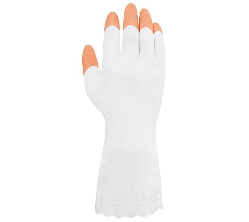 Guante GB1 ULTIMA 7/S Blanco / Rosa (10 pares)