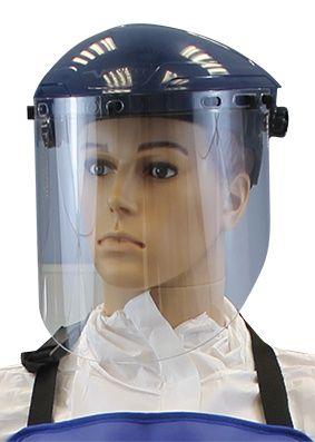 Pantalla facial policarbonato CLEARCRYO (1 unid.)