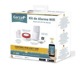 Kit de Seguridad Inteligente Garza, 1 ud