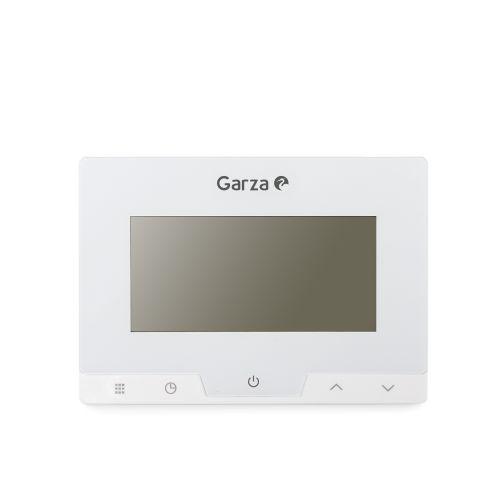 Termostato Garza para caldera y calefacción programable sin hilos Garza, 1 ud