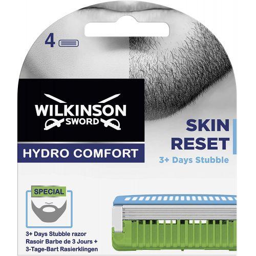 WILKINSON HYDRO COMFORT CARGADOR 4 UDS