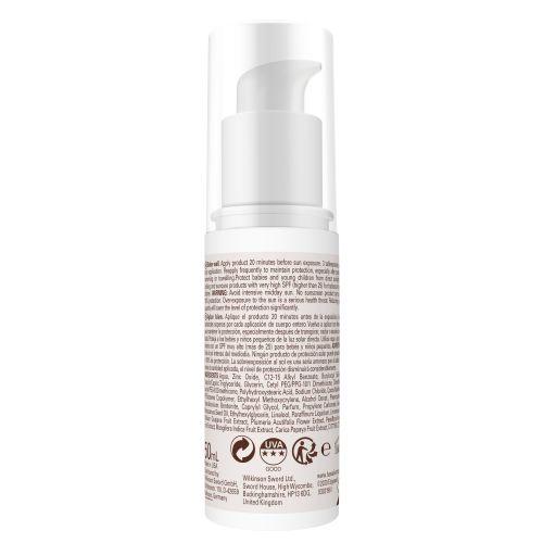 Hawaiian Tropic Mineral - Loción Leche Solar Nutritiva Facial Factor 30 - 50 ml.