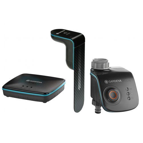 Set de control Sensor Smart (Programador smart, Sensor, Router smart)