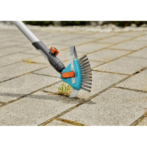 Limpiador de patio combisystem 3 en 1