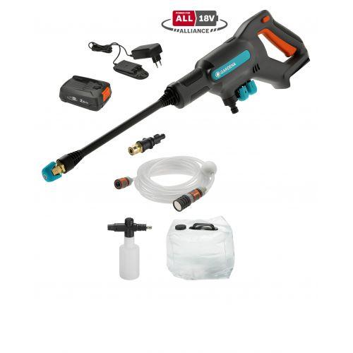 Set Premium Limpiadora a presión AquaClean