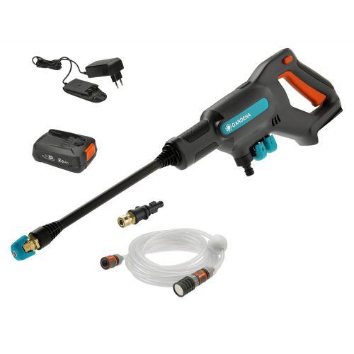 Limpiadora a presión media de batería AquaClean 24 / 18V P4A sin batería