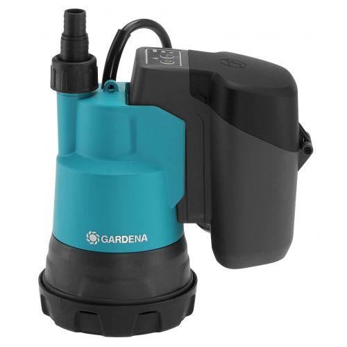 Set Bomba sumergible de agua limpia con batería 2000/2 18V P4A