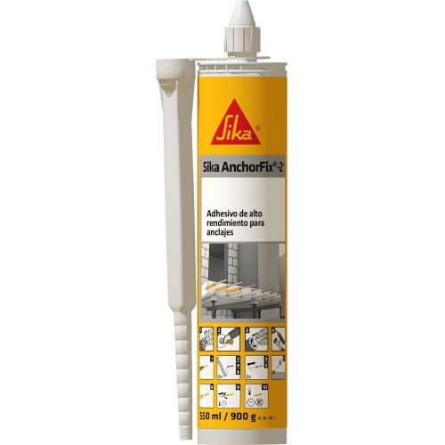 Sika AnchorFix-2+ Gris 550 ML Cartucho