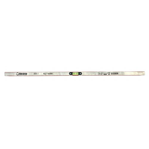 Nivel rect. 80 cm/0,5mm ref. 16080