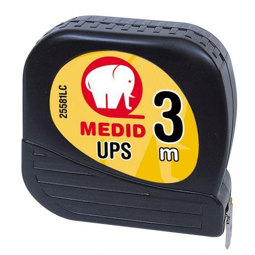 Flexómetro est ABS UPS + Nylon Coated 3mx16mm