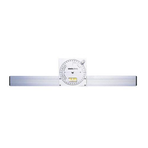 Nivel Goniométrico 600mm. 1 burb Determina incl. Aluminio