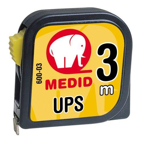 Flexómetro est ABS UPS + Nylon Coated