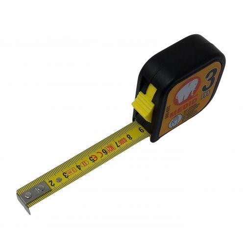 Flexómetro para zurdos