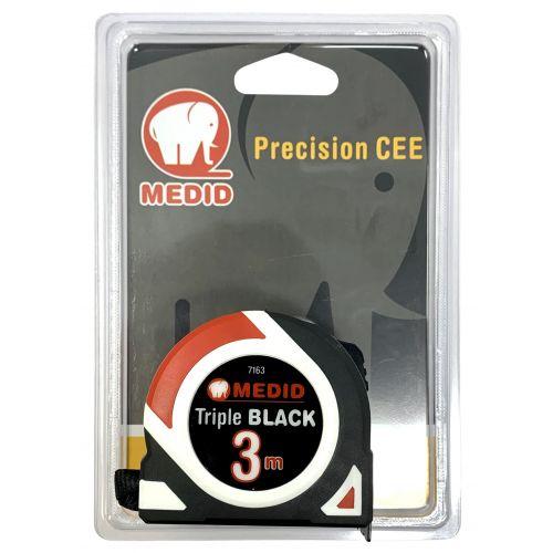 Flexom.3M Triple Black ref.7163 Fondo negro impreso en blanco