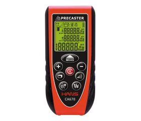 Telémetro y detectores