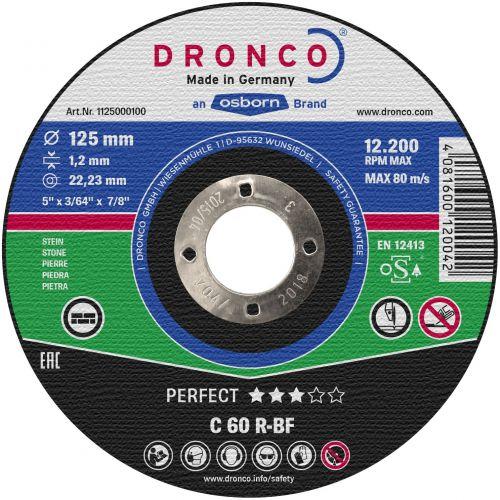 Disco de corte piedra C 60/C 46 R Perfect Express 115 x 1,2 mm