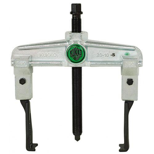 Extractor de rodamientos universal de 2 patas para espacios angostos