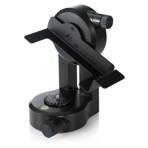 Adaptador robusto para trípodes con ajuste fino FTA360-S