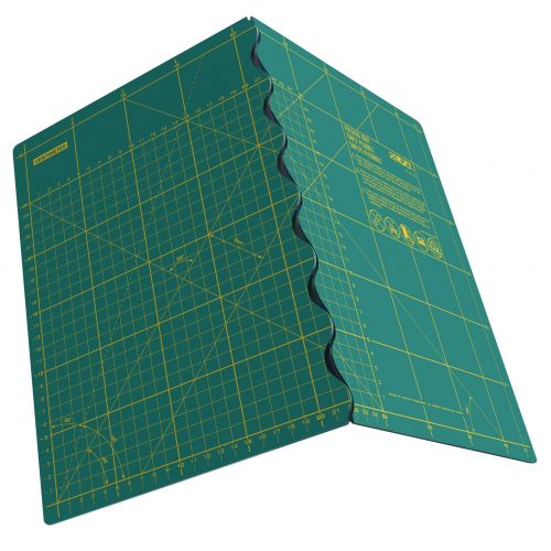 Planchas de corte plegables