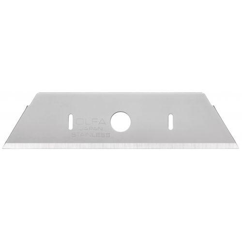 Cuchilla de acero inoxidable de 17,5 mm