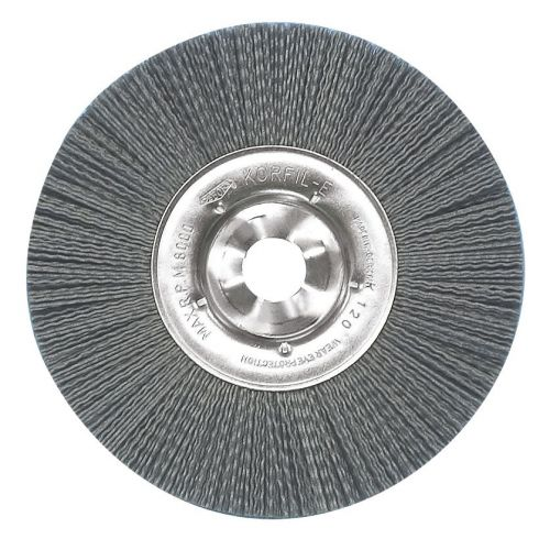 Cepillos circulares filamento abrasivo