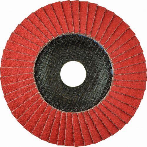 Disco de láminas abrasivo cerámico CERA PLUS (antes G-AK)