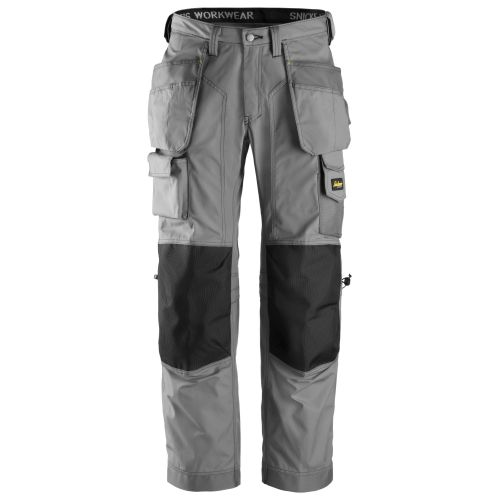 Pantalones largos de solador Rip-Stop bolsillos flotantes 3223