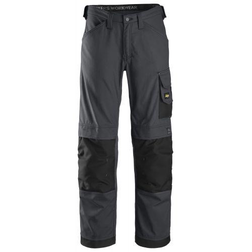 Pantalones largos de trabajo Canvas+ 3314