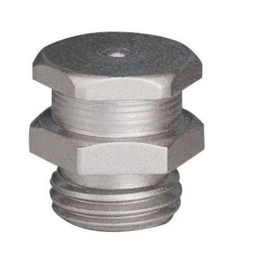 Engrasador cabeza plana recto (en caja de 100 uds)