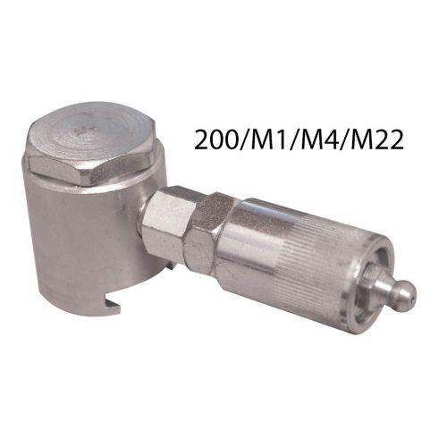 Adaptadores rápidos para tubos y extensiones