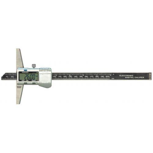 Calibre de profundidad electrónico-digital DIN 862