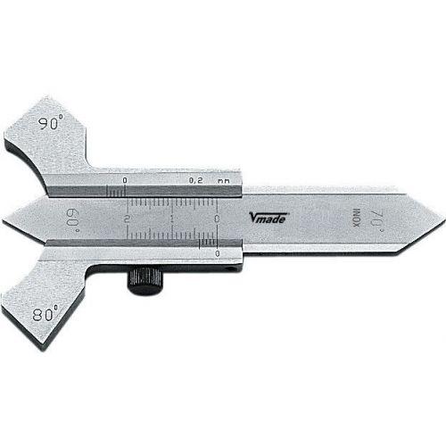 Calibre de precisión para soldaduras