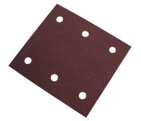 CALFLEX KE.RR93185.80 - Caja de 50 hojas de 93x185 mm rectangulares de papel abrasivo A/O autoadherente (grano 80)