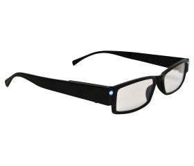 Gafas graduadas con luz LED