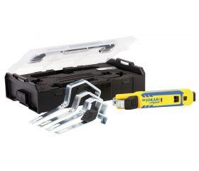 Juego System 4-70 con abrazaderas de cable