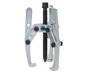 Extractor de rodamientos de 3 patas articuladas con alcance regulable