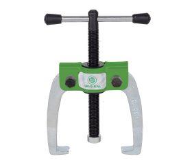 Extractor de rodamientos autocentrante de 2 patas a manivela