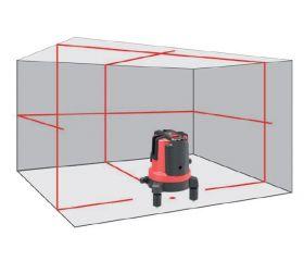 Nivel láser de líneas y puntos Lino L4P1