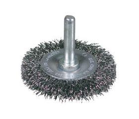 Cepillos circulares ondulados - Vástago 6mm (4.500 RPM)