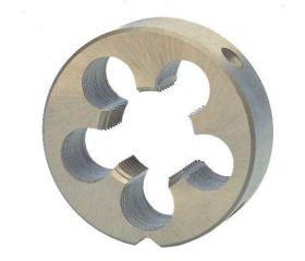 Cojinete redondo MF DIN EN 22568 HSS rectificado tipo B cerrado