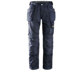 Pantalones largos de trabajo CoolTwill bolsillos flotantes 3211