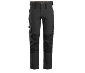 Pantalones largos de trabajo elásticos AllroundWork 6371