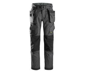 Pantalones largos de solador bolsillos flotantes FlexiWork 6923