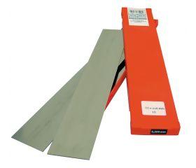 Láminas suplementarias de 50 x 300 mm inox. (Pack de 10 uds.)